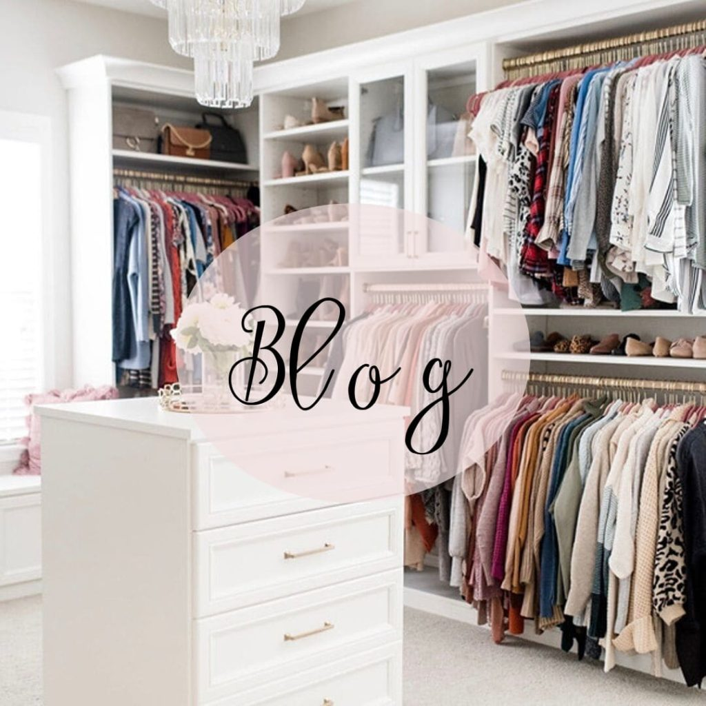 In Their Closet: The Blog